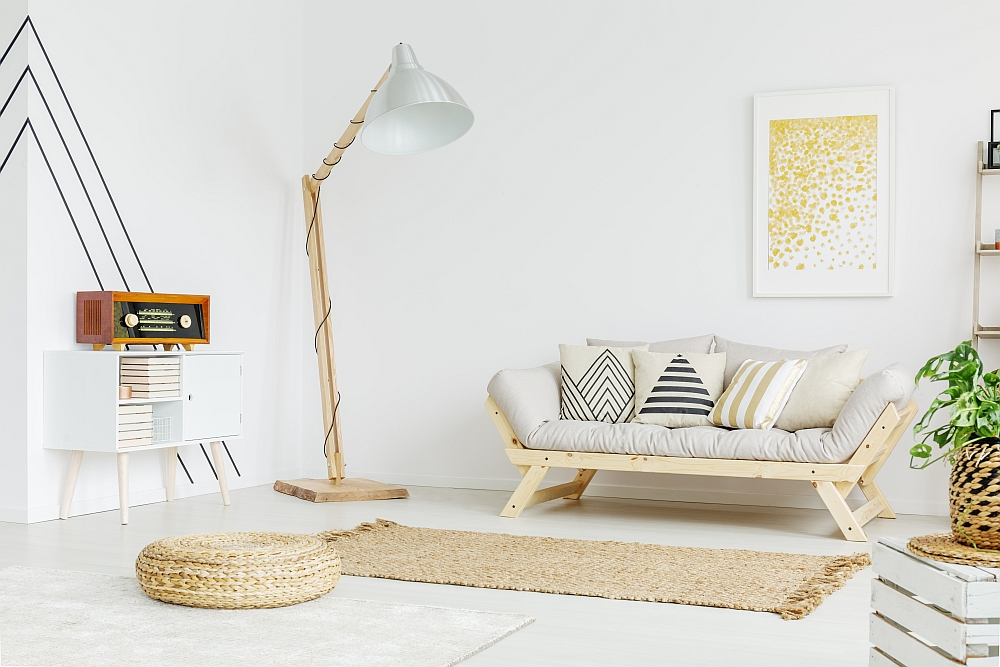 Jakie lampy do salonu można kupić online?